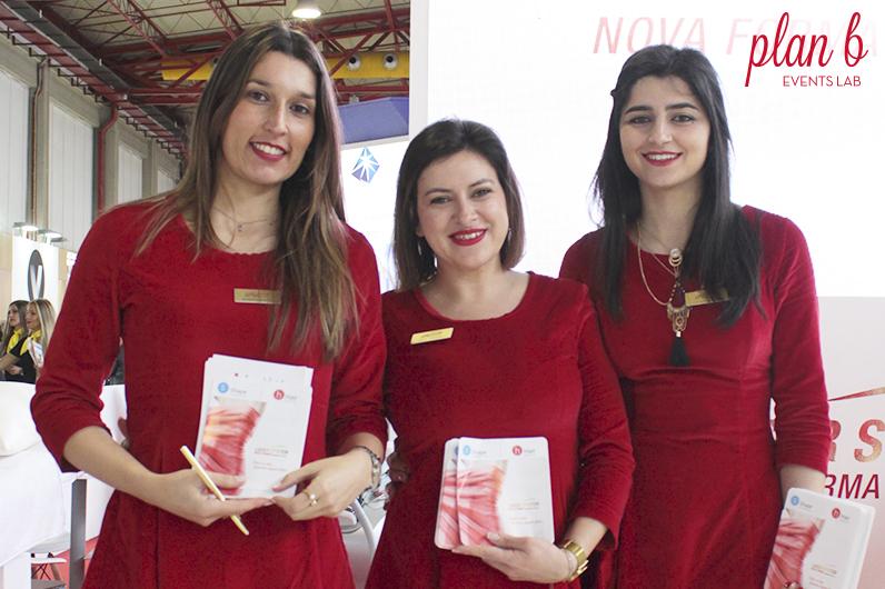 azafatas para congresos, ferias y eventos en Vigo, Galicia