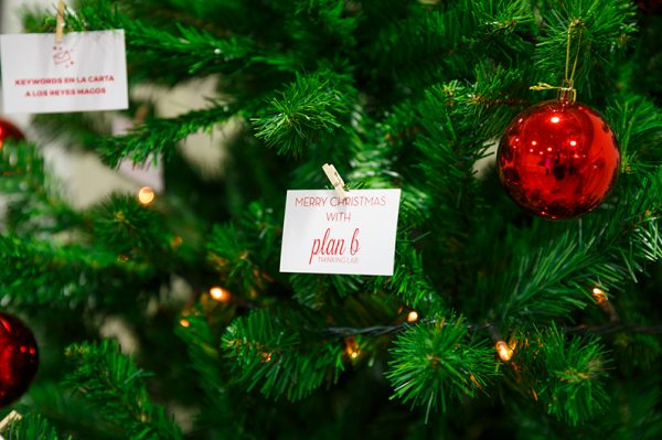organización fiesta navidad Vigo 2018