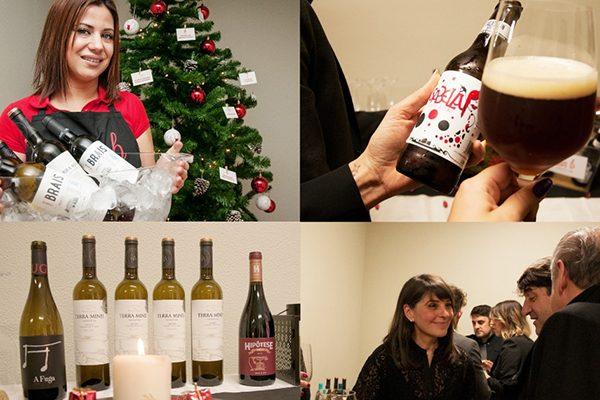 fiesta de navidad 2018 Plan B Vigo