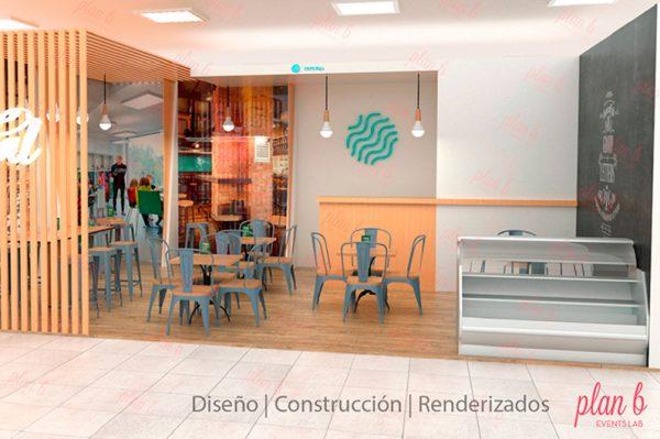 diseño, construcción, montaje de stand en españa y en el extranjero
