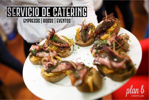 servicio de caterinag para eventos, bodas y fiestas en Vigo y Galicia