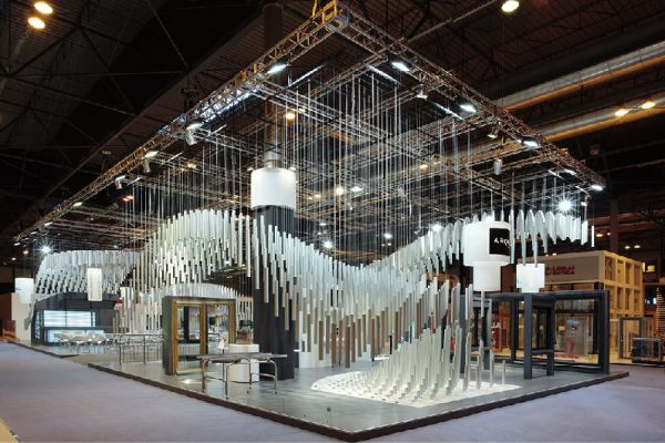 diseño y construcción de stand en Galicia