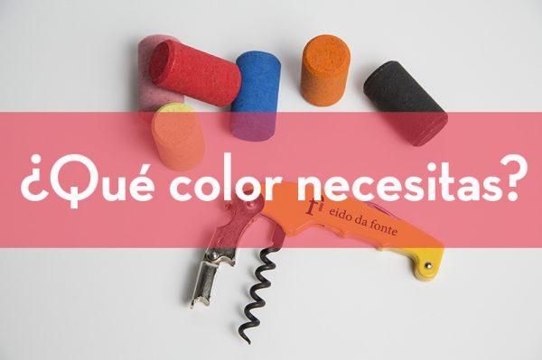 sacacorcho merchandising diseño galicia vigo